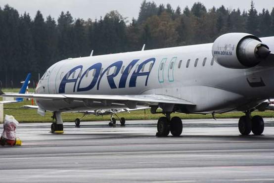 V Ljubljani in na Brniku potekajo hišne preiskave v povezavi z Adrio Airways