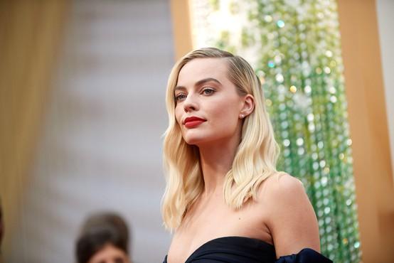Margot Robbie je tudi uradno najbolj zaposlena igralka Hollywooda