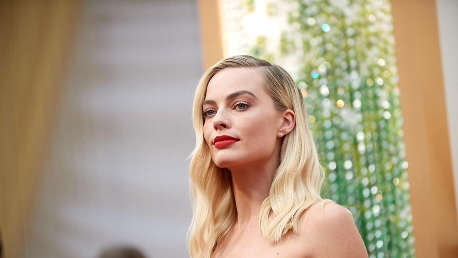 Margot Robbie je tudi uradno najbolj zaposlena igralka Hollywooda (foto: Profimedia)