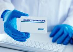 Zdravilo za malarijo hidroksiklorokin neučinkovito pri preprečevanju covida-19