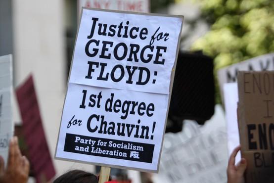 Trumpov telefonski klic je brata Georgea Floyda še bolj prizadel!