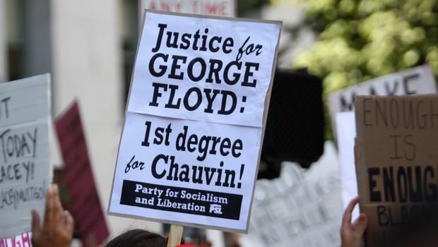 Trumpov telefonski klic je brata Georgea Floyda še bolj prizadel! (foto: profimedia)
