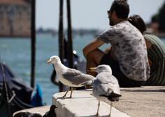 Po odprtju meja so v Italijo hitro prispeli prvi turisti