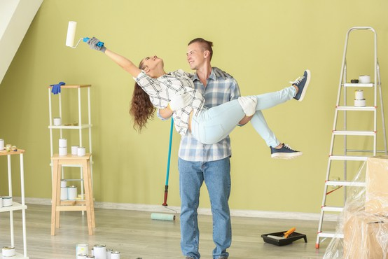 Barve v vašem domu imajo moč, da vplivajo na vaše razpoloženje in počutje