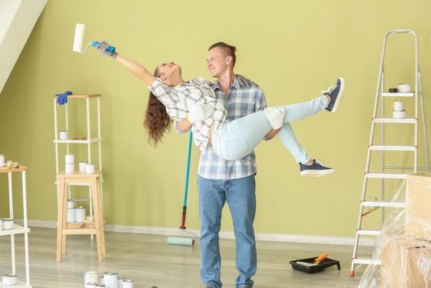Barve v vašem domu imajo moč, da vplivajo na vaše razpoloženje in počutje (foto: Shutterstock)
