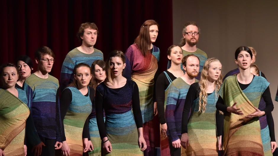 Priprave na festival Europa Cantat spet v teku (foto: Matej Maček)
