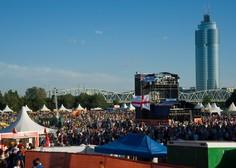 Organizatorji največjega brezplačnega festivala v Evropi so se prilagodili koronavirusu