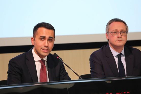 Po srečanju z italijanskim kolegom je zunanji minister Logar napovedal kmalu odprto zahodno mejo