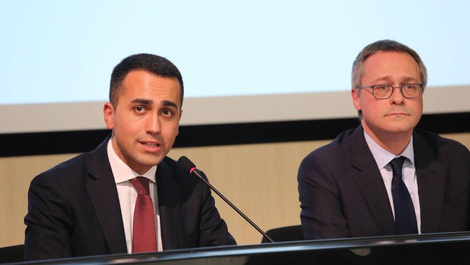 Po srečanju z italijanskim kolegom je zunanji minister Logar napovedal kmalu odprto zahodno mejo (foto: profimedia)