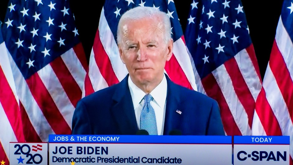 Joe Biden ima dovolj delegatskih glasov za demokratsko nominacijo za predsedniške volitve (foto: profimedia)