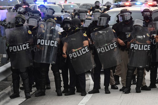 Združeni narodi: Temnopolti  Američani se upravičeno bojijo za svoje življenje
