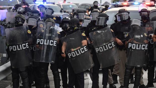 Združeni narodi: Temnopolti  Američani se upravičeno bojijo za svoje življenje (foto: profimedia)