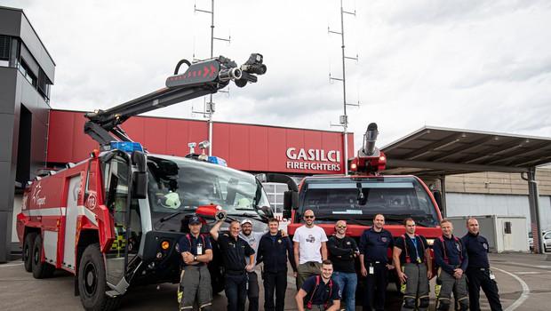 "Gasilci Atmosfercem zaupali 700-""konjskega"" Pantherja! (video) (foto: Uroš Modlic)"