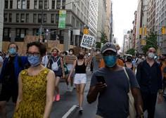 Župani mest odpravili policijsko uro zaradi mirnih protestov