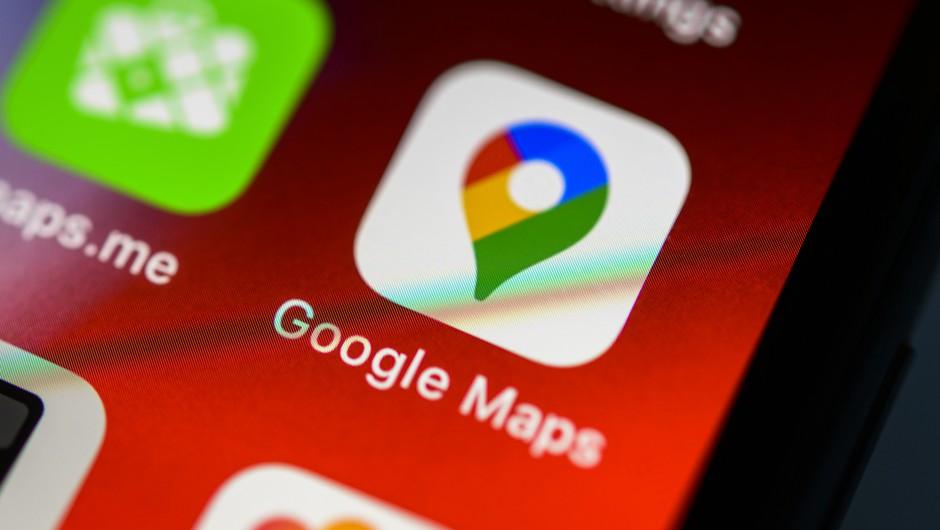 Google bo z aplikacijo zemljevidi omogočil sprejemanje obvestil o koronavirusu (foto: Profimedia)