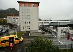 V Splošni bolnišnici Jesenice okužbo odkrili tudi pri bolniku