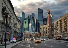 Po odpravi karantene v Moskvi so prebivalci planili na ulice