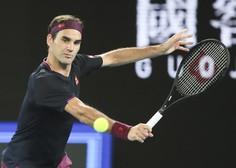 Roger Federer bo izpustil celotno sezono 2020