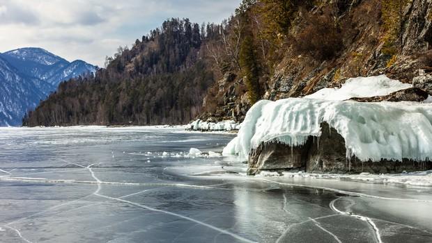 Taljenje ledu vrača v svet že zdavnaj pozabljene bolezni (foto: Profimedia)