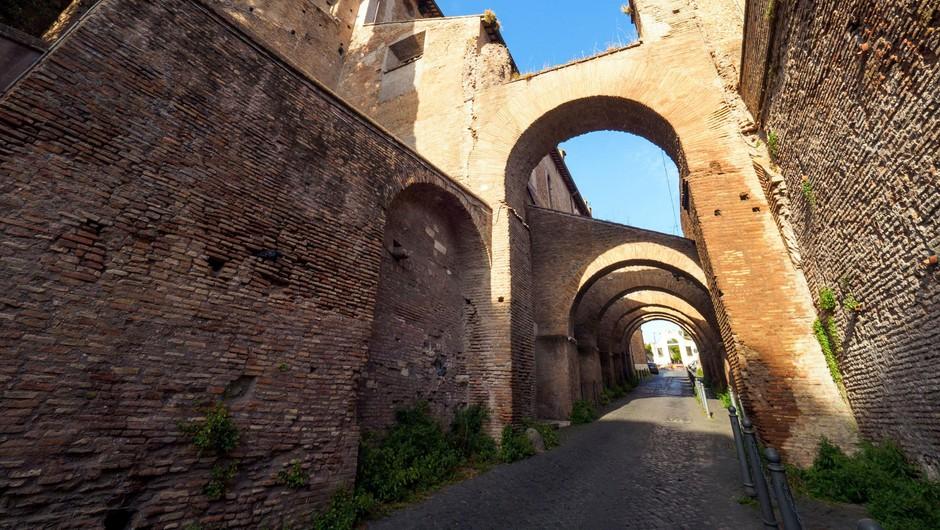Severno od Rima odkrili zakopano antično mesto (foto: Profimedia)