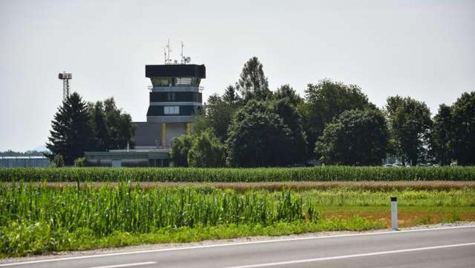 Mariborsko letališče bo morda postalo parkirišče za odvečna letala (foto: Nebojša Tejić/STA)