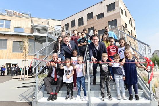 Na Dunaju odslej poleg vrtcev brezplačne še celodnevne šole