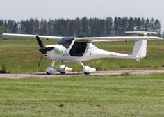 Pipistrelov Velis Electro je prvo popolnoma električno letalo na svetu