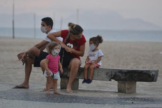 Brazilija se je po številu okuženih s koronavirusom in smrtnih žrtvah povzpela na drugo mesto