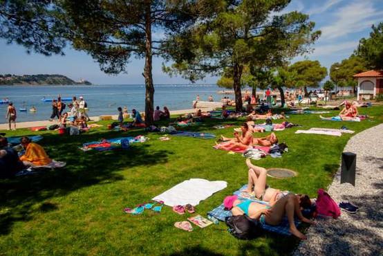 V Sloveniji uradno odprta kopalna sezona