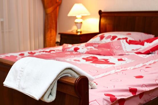 Hoteli v Rusiji morajo prijaviti zunajzakonske pare v isti sobi