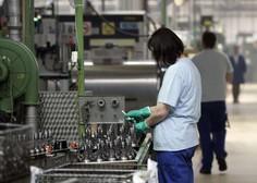 Občutna porast obremenjenih na delovnem mestu