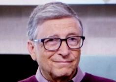 Bilijonar Bill Gates se je odzval na teorije zarote (tudi tisto o čipih)