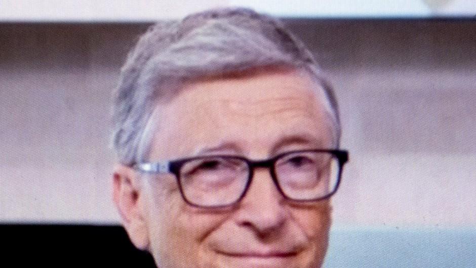 Bilijonar Bill Gates se je odzval na teorije zarote (tudi tisto o čipih) (foto: profimedia)