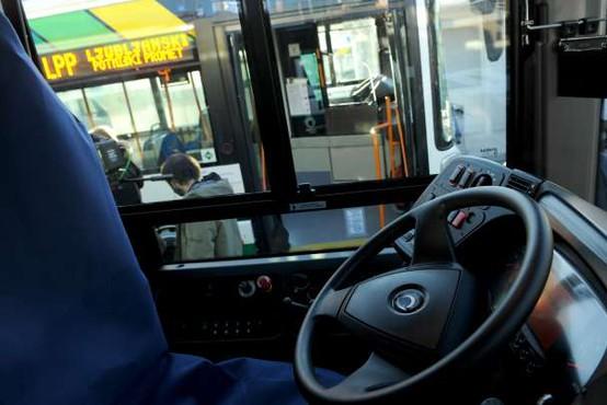Na ljubljanske avtobuse ponovno skozi prva vrata