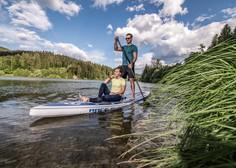 Rekreativni dan na Gradiškem jezeru