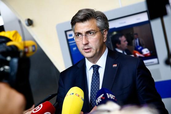 Hrvaška vlada: O ponovni karanteni (za zdaj) ne razmišljamo