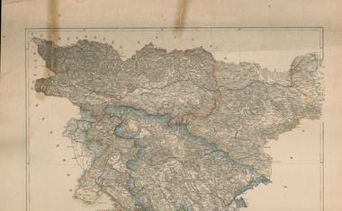 Kartografski zakladi Narodne in univerzitetne knjižnice