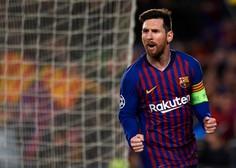 Lionel Messi kot četrti športnik v klub milijarderjev