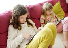 »Pretirana uporaba digitalnih tehnologij otrokom in mladostnikom škoduje!«