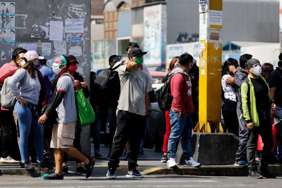 Peru po številu okuženih prehitel Italijo