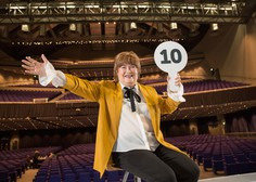 Susan Boyle premierno na TikToku (in eno samo veselje jo je bilo gledati)!