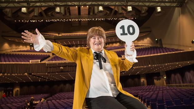 Susan Boyle premierno na TikToku (in eno samo veselje jo je bilo gledati)! (foto: profimedia)