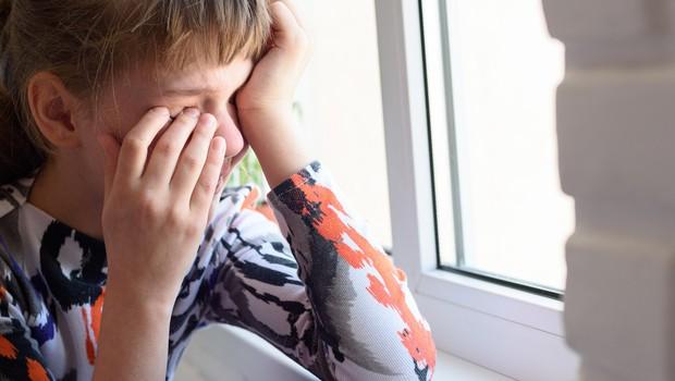 Med epidemijo psihiatri za mlade sicer zabeležili manj primerov, a so bili zato težji in trajnejši (foto: profimedia)