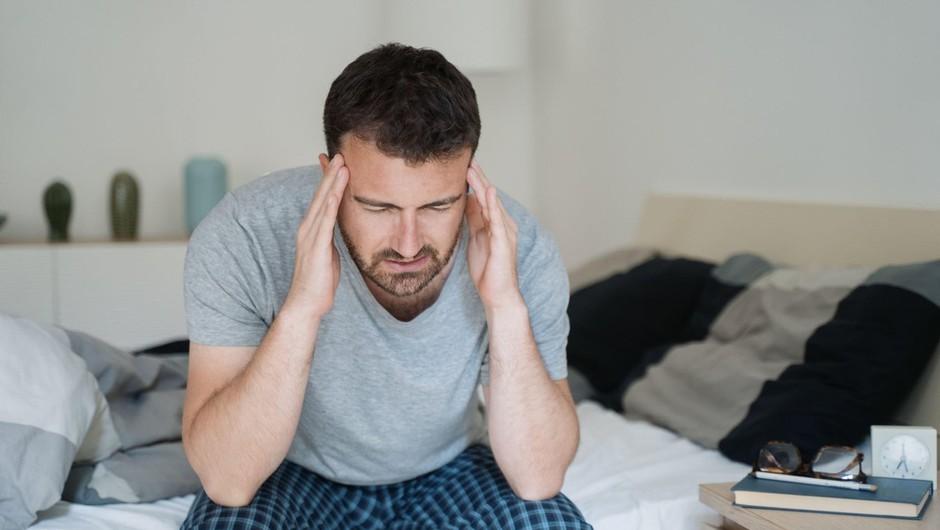 Na Hrvaškem med epidemijo niso uspeli ohraniti psihičnega zdravja prebivalstva (foto: profimedia)
