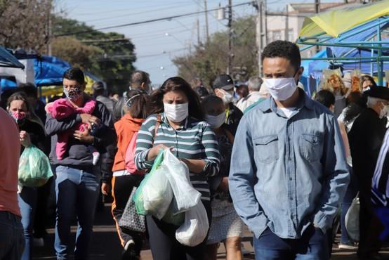 V Braziliji dosegli nov mejnik v številu smrti zaradi covida-19