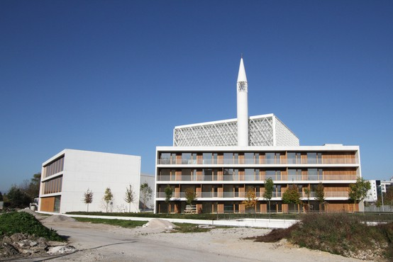 Plečnikova nagrada avtorjem Islamskega versko-kulturnega centra v Ljubljani
