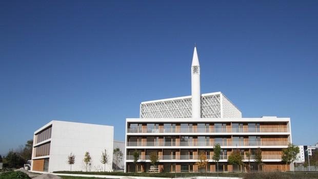 Plečnikova nagrada avtorjem Islamskega versko-kulturnega centra v Ljubljani (foto: Shutterstock)