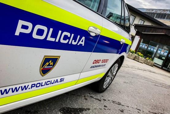 Kar 13 voznikov poslali na pregledov zaradi suma vožnje pod vplivom drog