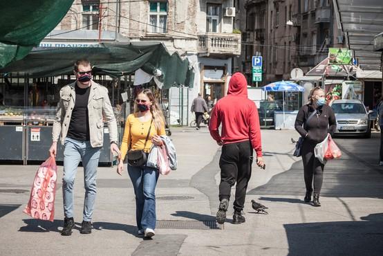 Ali srbske oblasti prikrivajo pravo število umrlih za covidom-19? Podatki naj bi bili precej slabši.