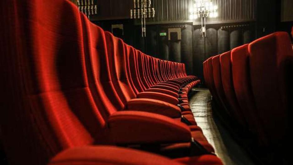 Hollywoodski filmi se vračajo v ameriške v kinodvorane (foto: Stanko Gruden/STA)